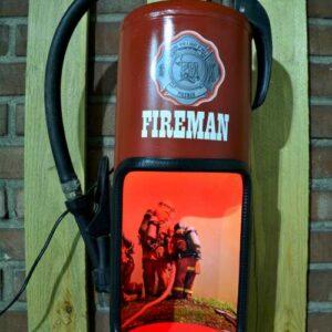 Fireman Brandblusser